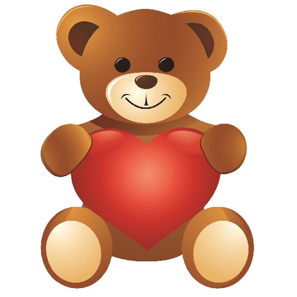Teddy Bear with Heart image